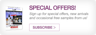 Subscribe to our newsletter for special offers and more