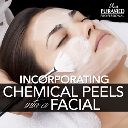 Incorporating Chemical Peels into a Facial